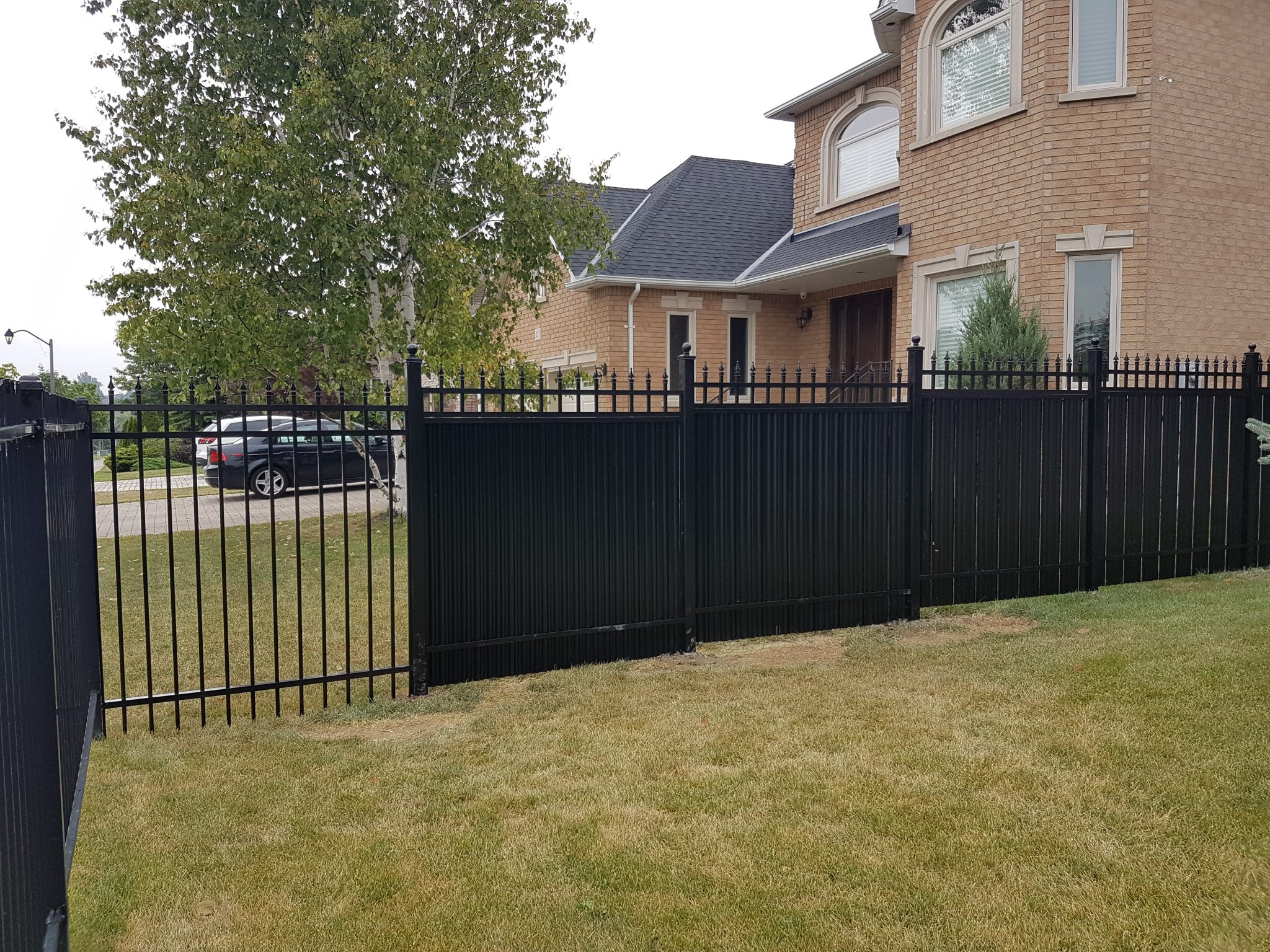 Picket Fence and Privacy Fence