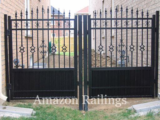 High-Quality Aluminum Gates