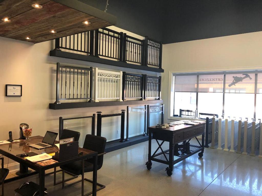 Amazon Railings Showroom