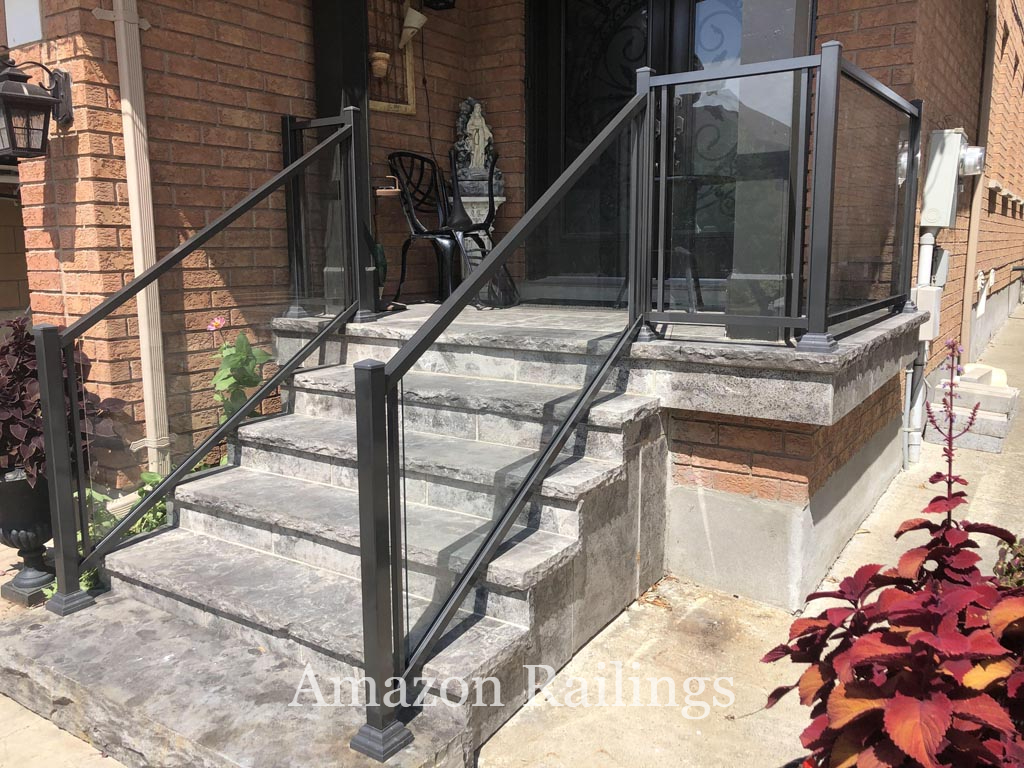Design a Stylish Exterior For Your Home With Our Railings