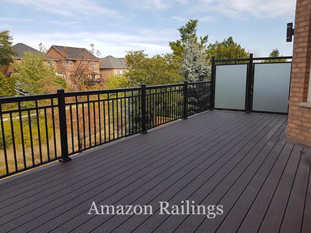 Wide Picket Railings For Your Porch & Balcony