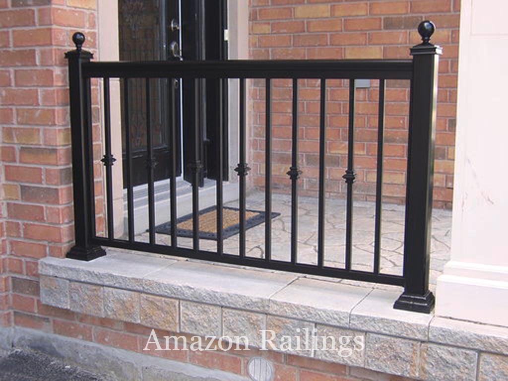 aluminum picket railings