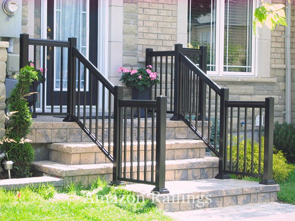We Offer Low-Maintenacne Picket Railing For Your Home