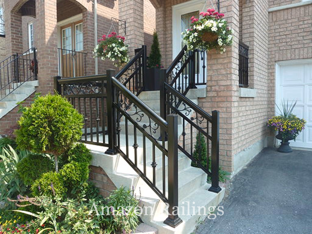 Custom Picket Railing System For Your Home