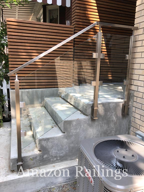 High-Quality & Affordable Stainless Steel Railings in Toronto